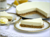 誕生日プレゼント チーズケーキ