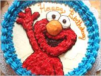 誕生日プレゼント 似顔絵ケーキ